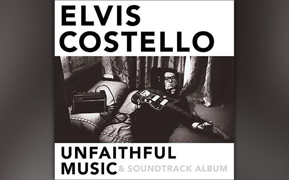 """""""Unfaithful Music & Soundtrack Album"""" ist die Compilation zu Elvis Costellos Memoiren, die am 09. November erscheinen."""