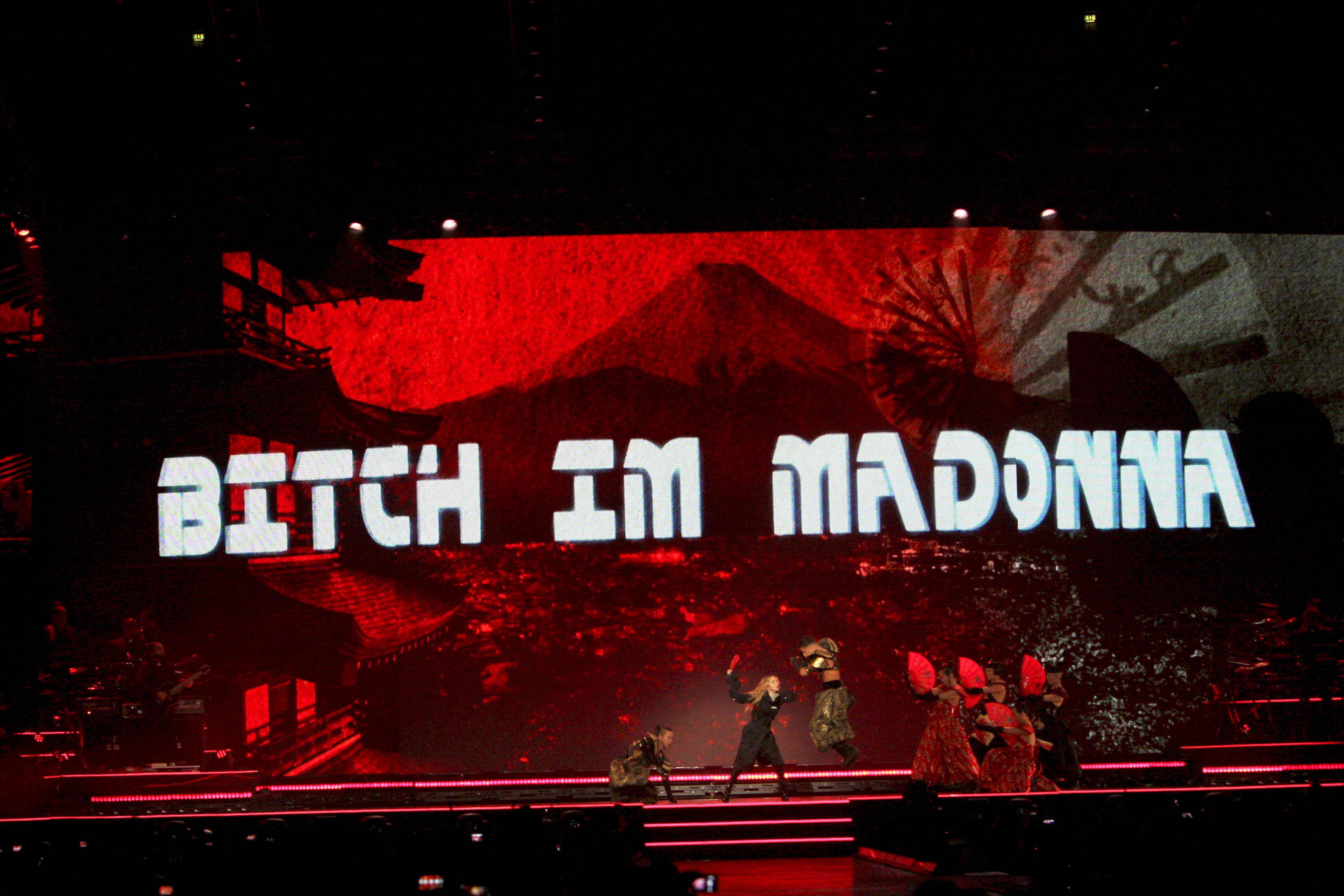 Madonna Köln 2021