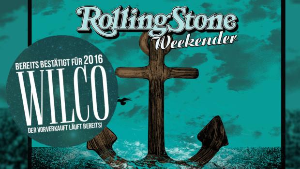 Wilco sind als erster Headliner für den ROLLING STONE Weekender 2016 bestätigt.
