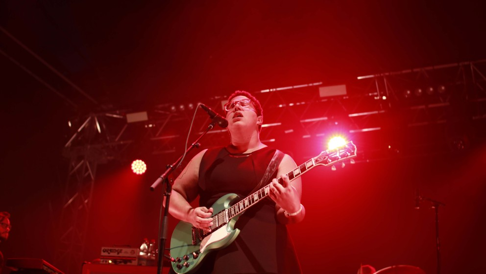 Alabama Shakes live beim Rolling Stone Weekender 2015