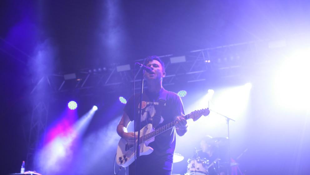 The Arkells live beim Rolling Stone Weekender 2015