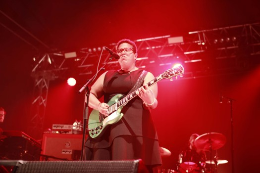 Alabama Shakes live beim Rolling Stone Weekender 2015