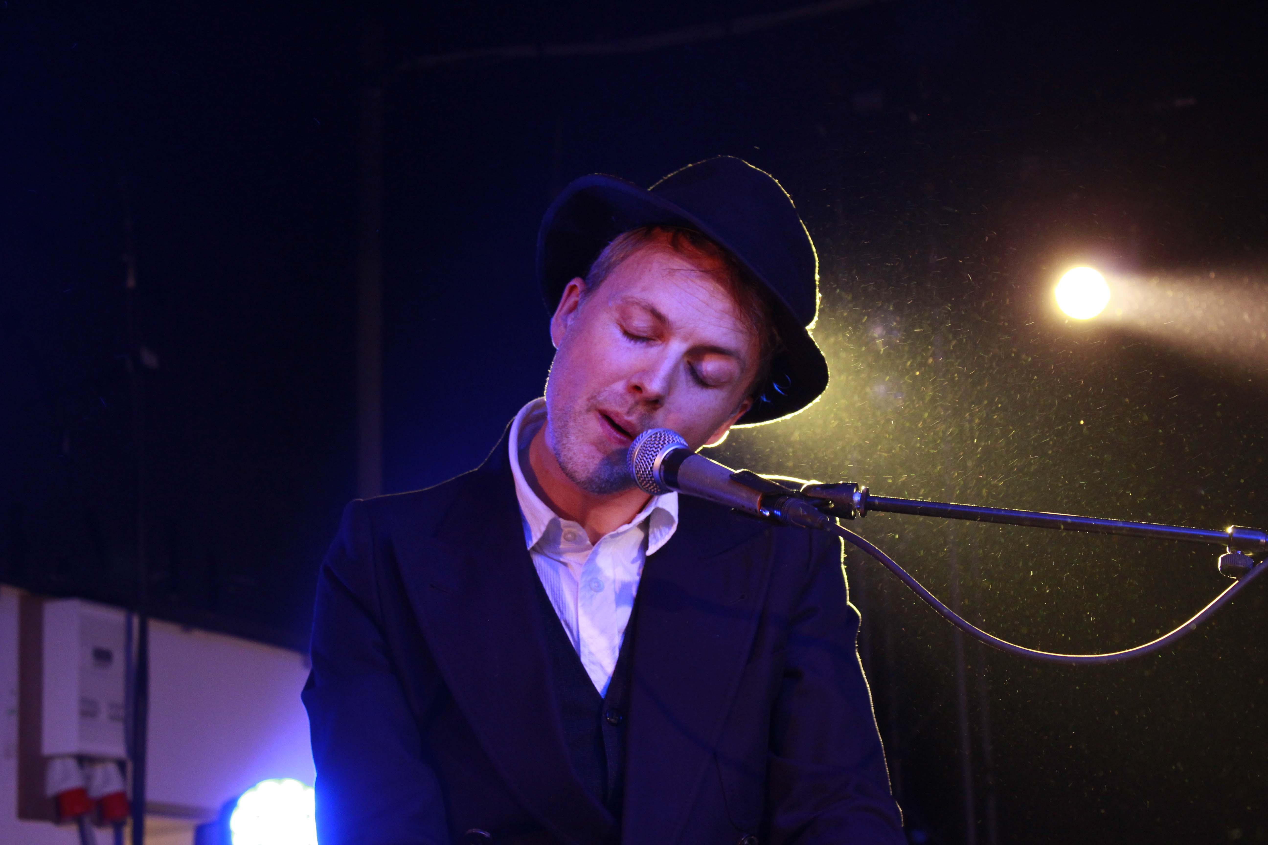 John Southworth live beim Rolling Stone Weekender 2015