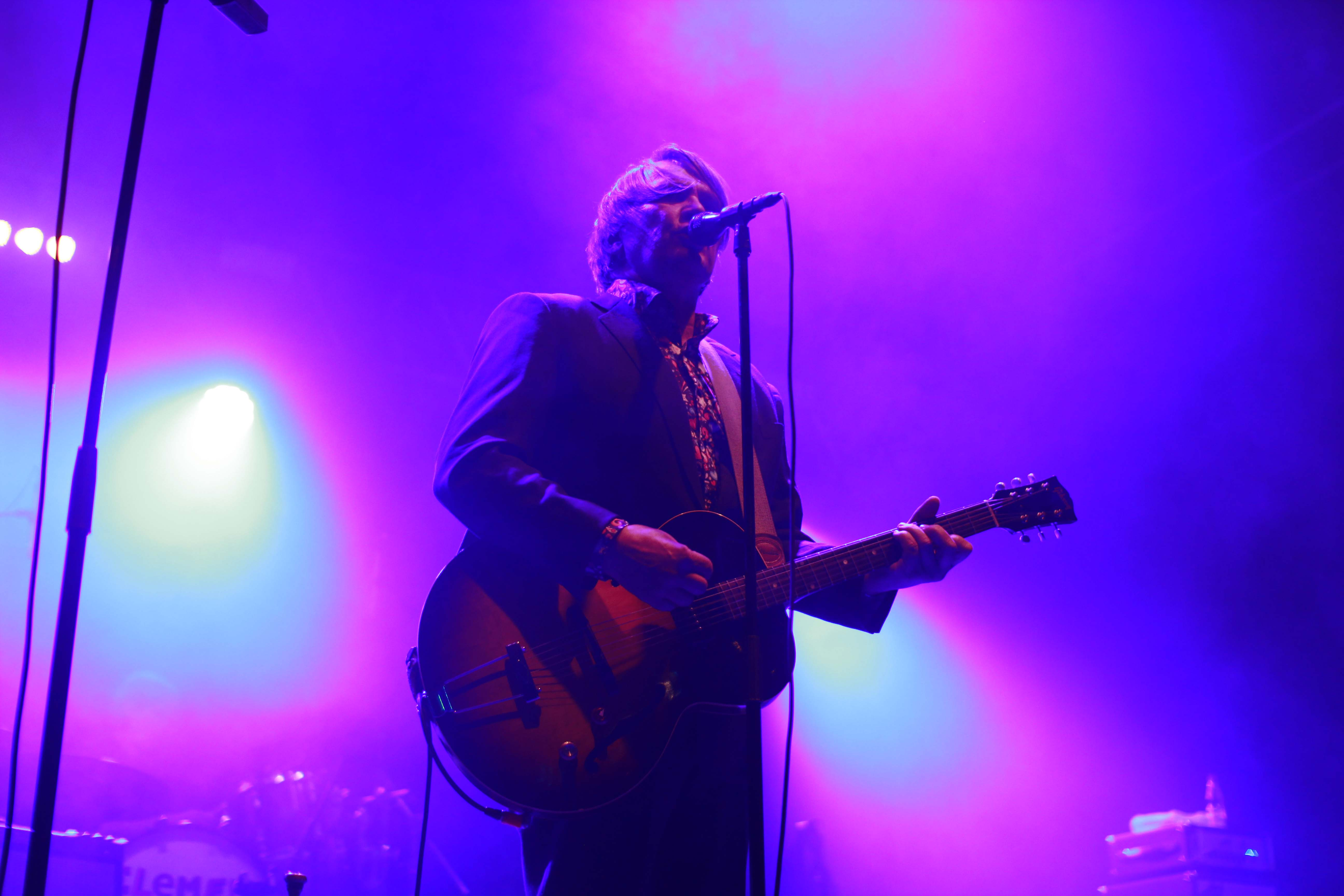 Element Of Crime live beim Rolling Stone Weekender 2015