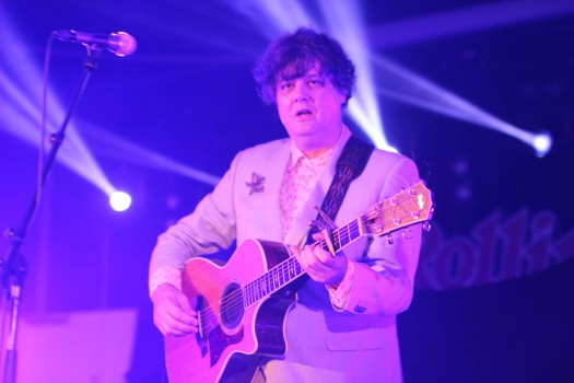 Ron Sexsmith live beim ROLLING STONE Weekender 2015