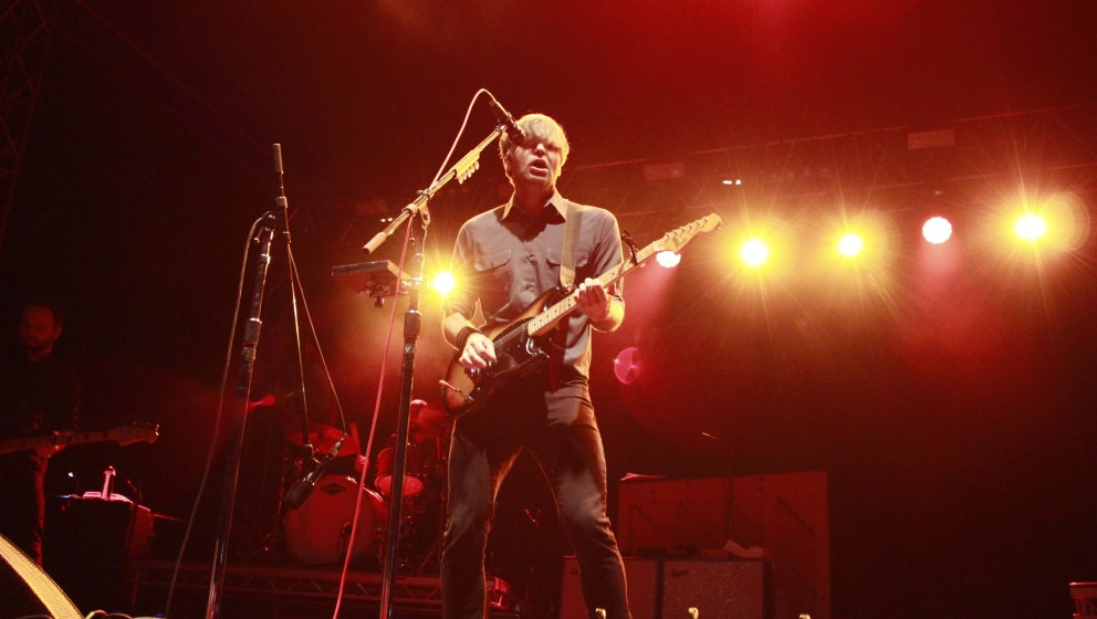 Death Cab For Cutie live beim ROLLING STONE Weekender 2015