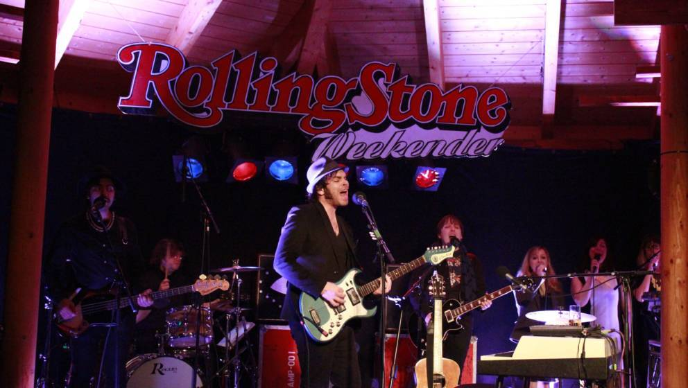 Gaz Coombes live beim ROLLING STONE Weekender 2015