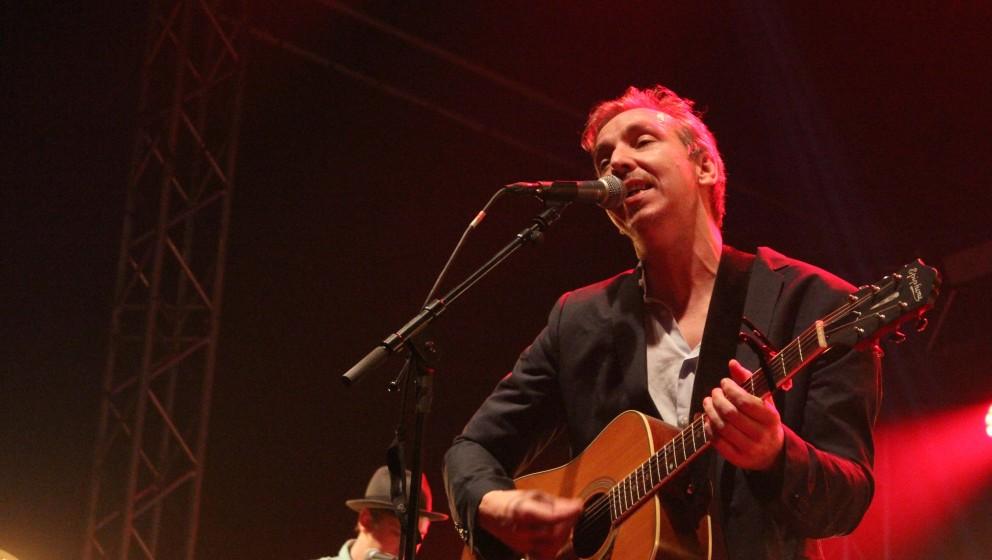 Olli Schulz live beim ROLLING STONE Weekender 2015