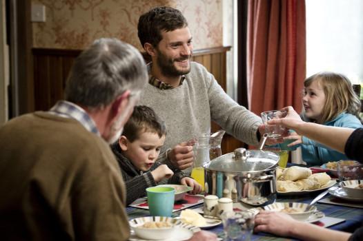 Triebtäter Paul Spector (Jamie Dornan), nebenbei netter Familienvater