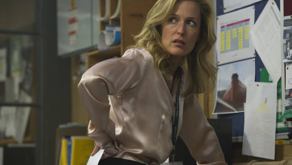 Ermittlerin Stella Gibson (Gillian Anderson) ist ratlos.