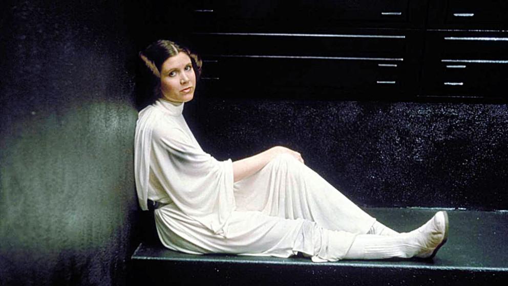 """Die Produktionsfirma hat nun bekannt gegeben, dass nach Carrie Fishers Tod auch Prinzessin Leia in """"Star Wars"""" sterben wird."""