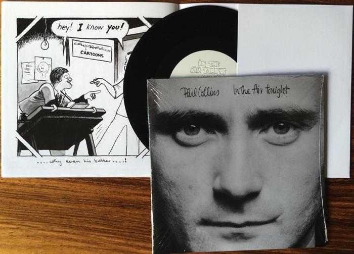 'In The Air Tonight' ist einer der Lieblingssongs vieler Fans von Phil Collins