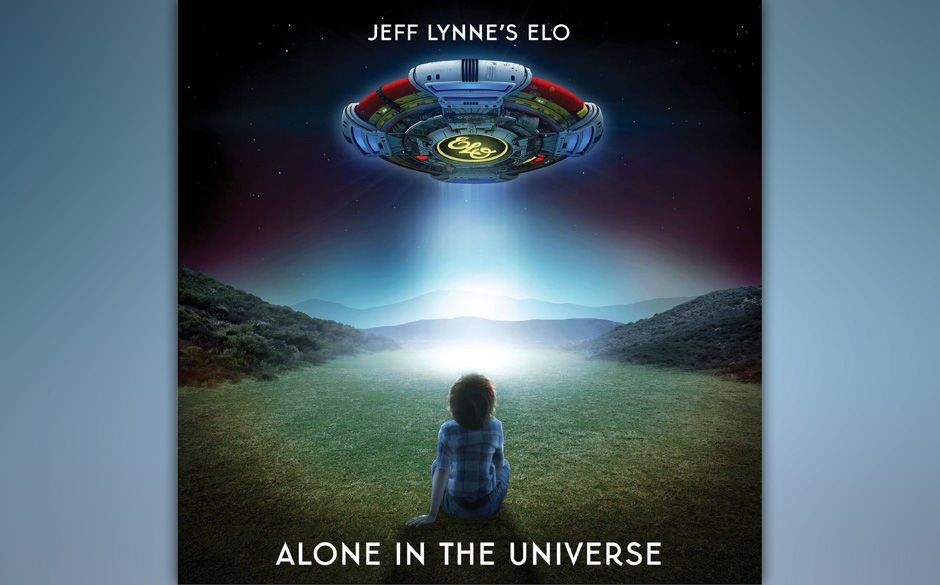 "Jeff Lynne's ELO – ""Alone In The Universe"""