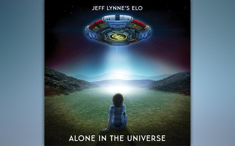 """Jeff Lynne's ELO –""""Alone In The Universe"""""""