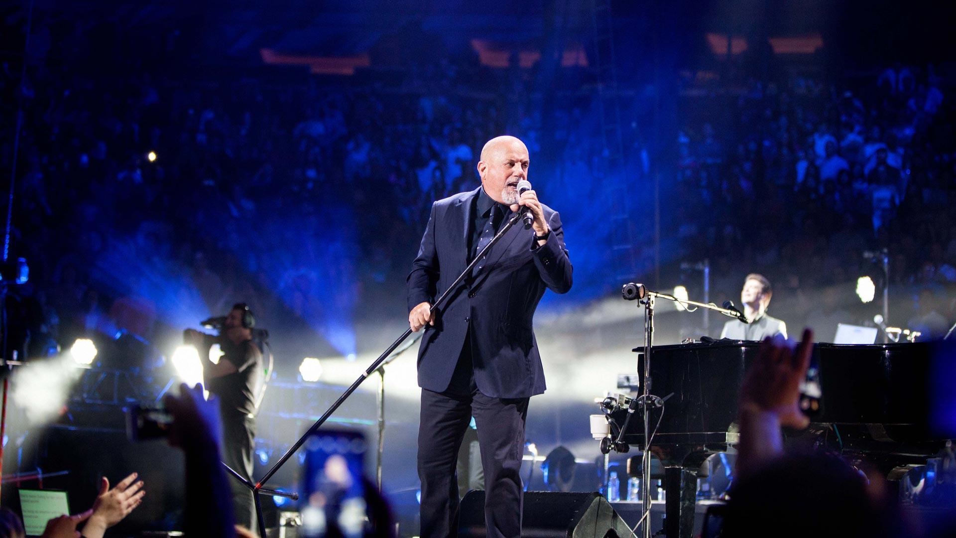 Billy Joel kommt 2016 nach Deutschland