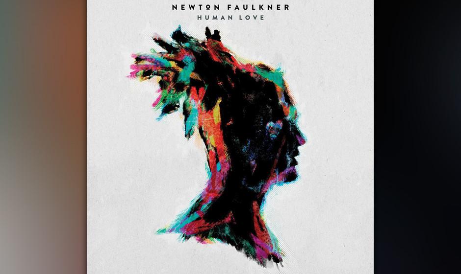 """Der Singer-Songwriter Newton Faulkner bringt seine fünfte Solo-LP """"Human Love"""" ebenfalls an diesem Freitag heraus"""