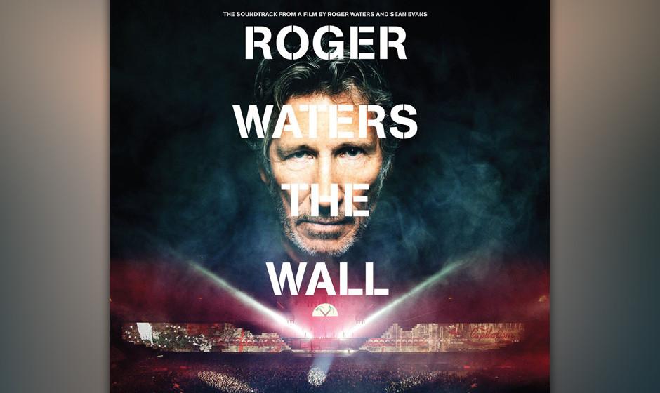 """""""Roger Waters The Wall"""" – die Konzertdoku gibt es seit Donnerstag (19.11.) auf DVD, Blu-ray und seit diesem Freitag auch als Soundtrack"""
