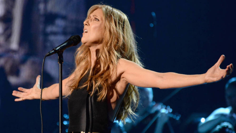 "Céline Dion bei den ""American Music Awards 2015"" in Los Angeles"