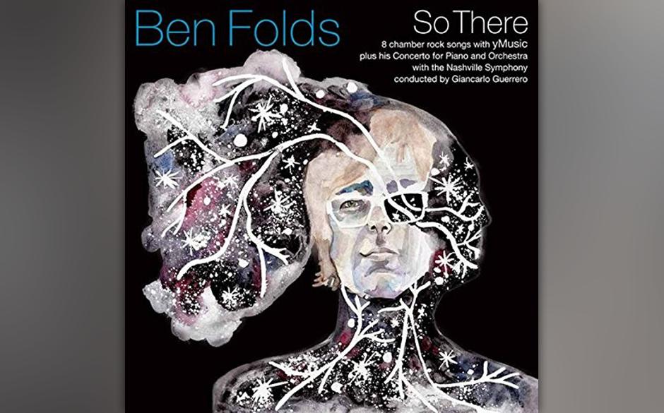 """Ben Folds: """"So There"""". Künstelei, Kitsch und bewährte Ironie: Der Mann am Klavier hat jetzt ein """"Concerto"""" in drei"""