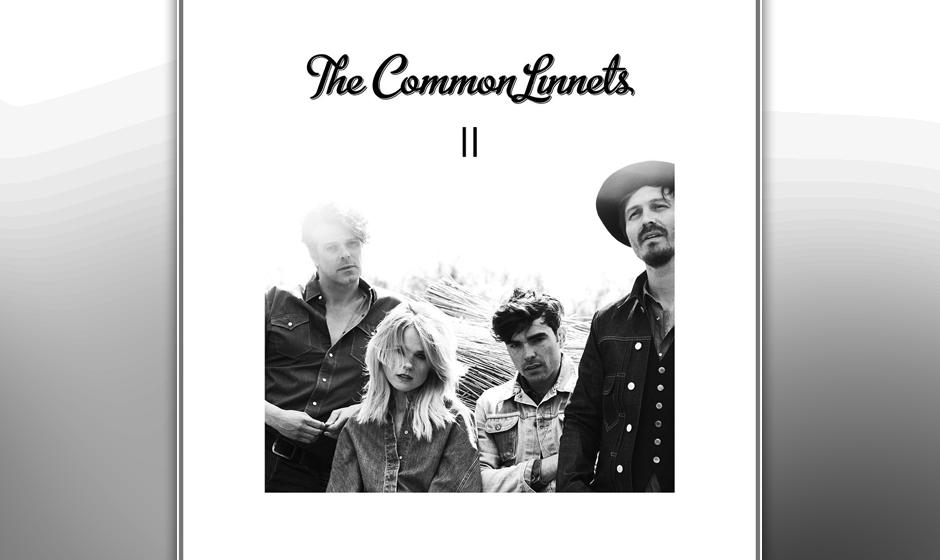 """The Common Linnets: """"Il"""". Richtig nach Country riechen auf """"II"""" nur die bittere Ballade """"Dust Of Oklahoma"""" und da"""