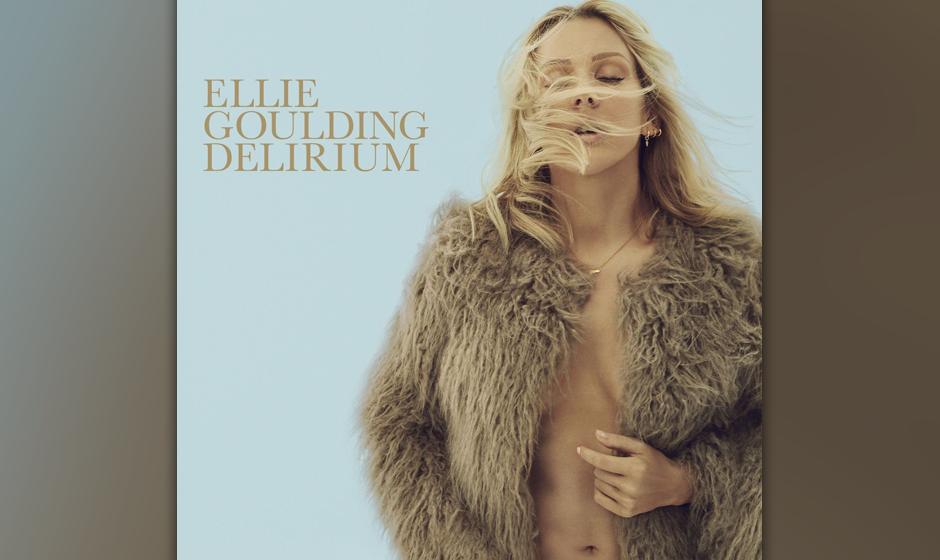 """Ellie Goudling: """"Delirium"""". """"Delirium"""" zirpt, knallt und poltert, als hätte ein Computerprogramm das Album erstell"""