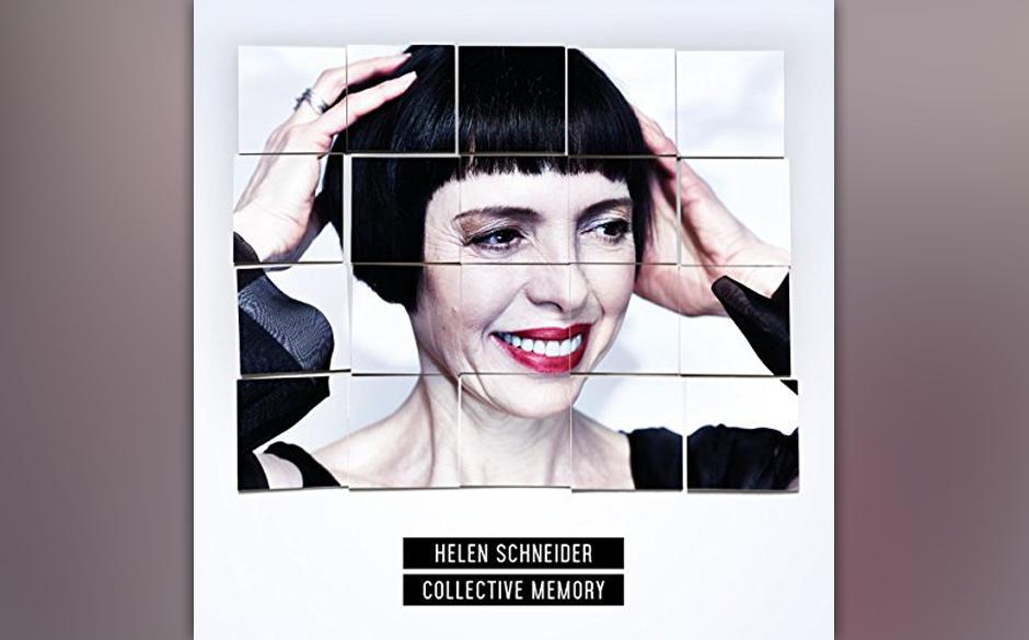 """Helen Schneider: """"Collective Memory"""". Die US-Sängerin wagt noch einmal die großen Divaposen, schwelgt in pathosüberf"""
