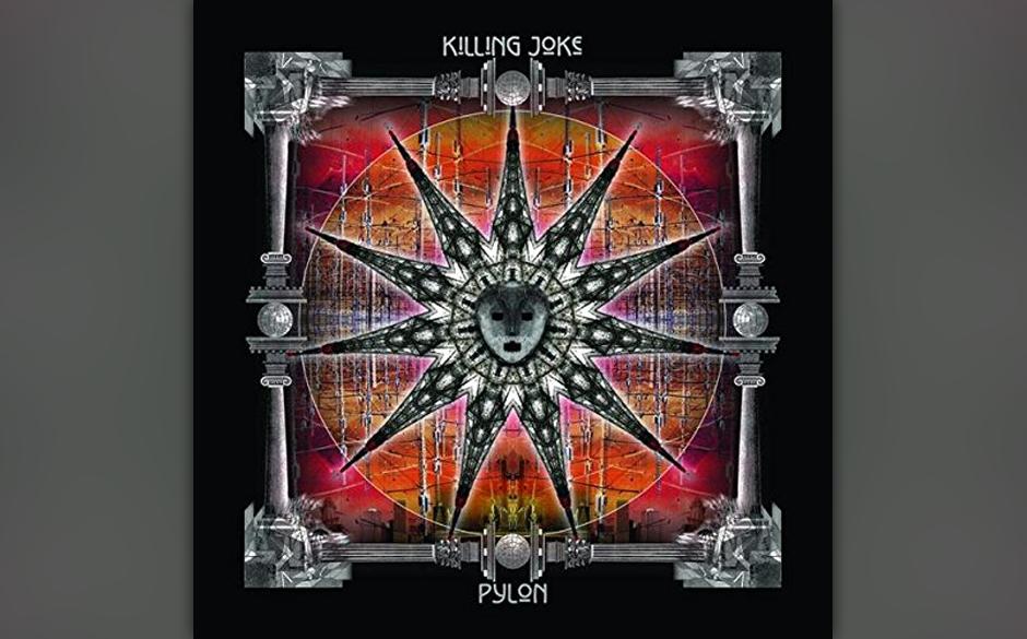 """Killing Joke: """"Pylon"""". Allzu statischer Hybrid aus Industrial Metal und New-Romantic-Pose. Die Maschine läuft immer no"""