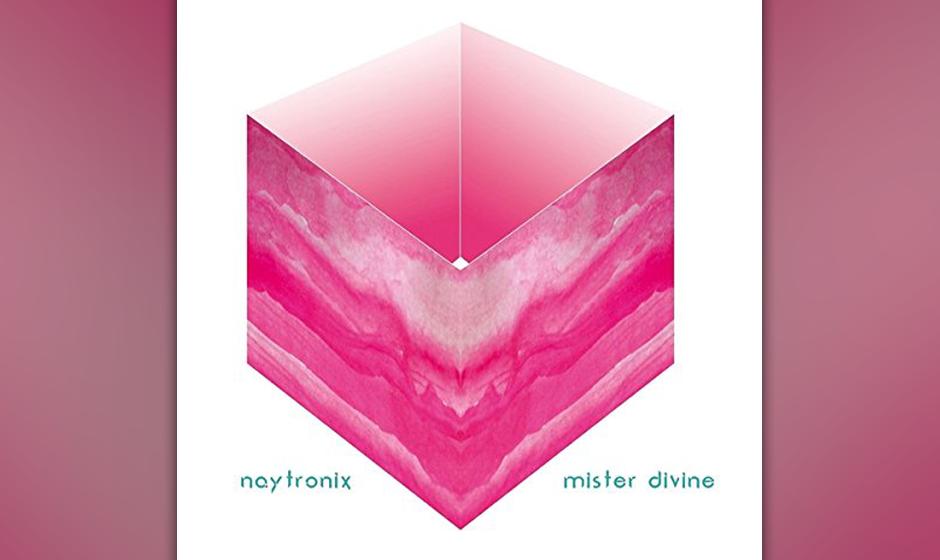 """Naytronic: """"Mister Devine"""". Der Tune-Yards-Bassist mit detailverliebtem, sprödem Elektropop: Wenn EDM ein blitzendes Rau"""