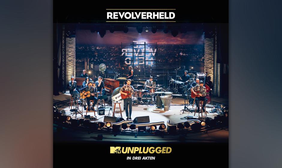 """Revolverheld: """"MTV Unplugged in drei Akten"""". Alles, was man gegen Revolverheld sagen kann, ist, dass man nichts gegen sie"""