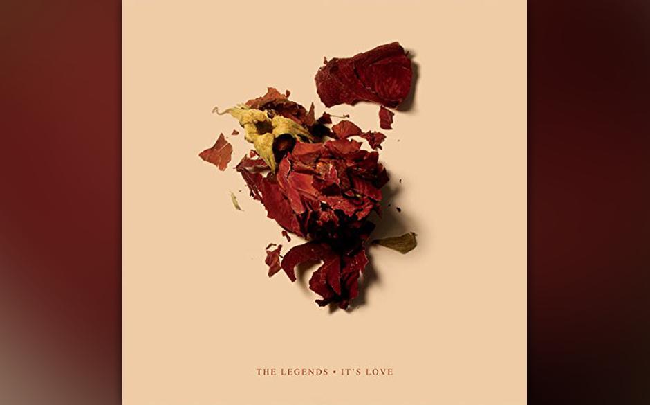 """The Legends: """"It's Love"""". Mit Club 8 und The Legends hat Johan Angergård bewiesen, wie man Synthpop und Noise-Elemente i"""