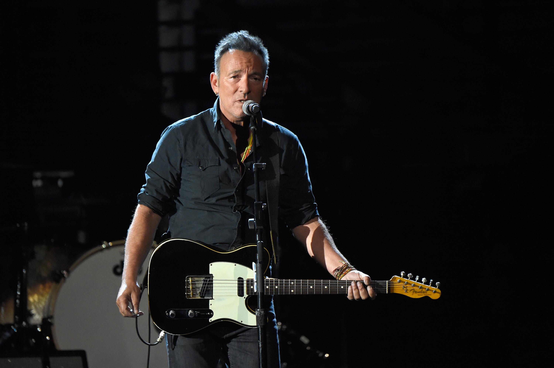 Bruce Springsteen live am 18. November in Los Angeles