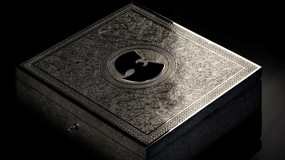 """""""Once Upon A Time In Shaolin"""" von Wu-Tang Clan – das Exemplar dieses Album kostete Unsummen"""