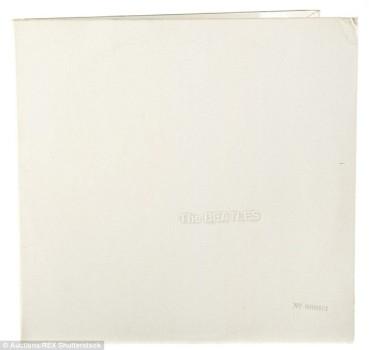 """Die erste Pressung des """"White Album"""" soll bei einer Auktion bis zu 85.000 Euro bringen"""