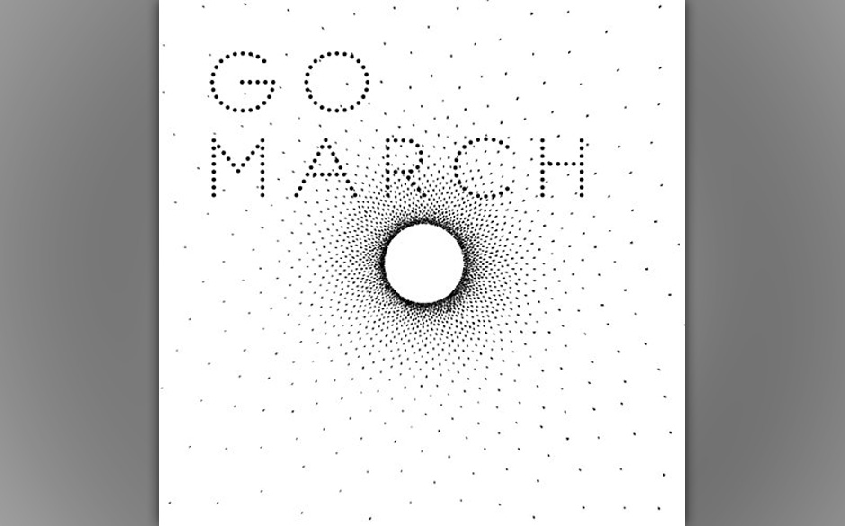Die Post-Rocker von Go March aus Antwerpen veröffentlichen am Freitag ihr Debüt