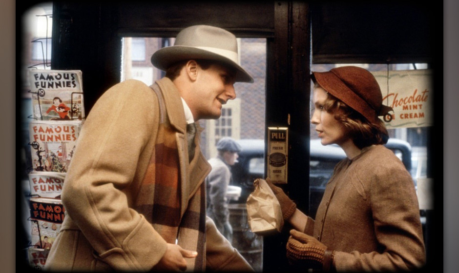 10. The Purple Rose of Cairo, 1985