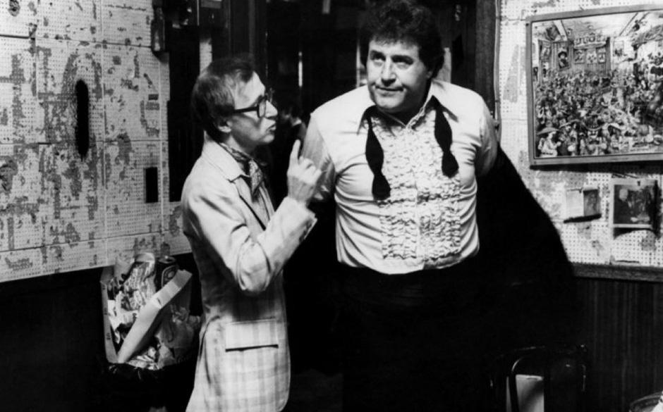 7. Broadway Danny Rose, 1984