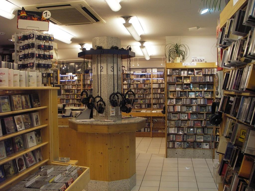 Compact Disc Center Schiffstr. 8 79098 Freiburg
