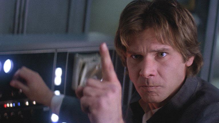 Han Solo hat zuerst geschossen, auch wenn George Lucas anderer Meinung ist.