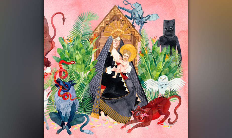 "14. Father John Misty: ""I Love You, Honeybear"""