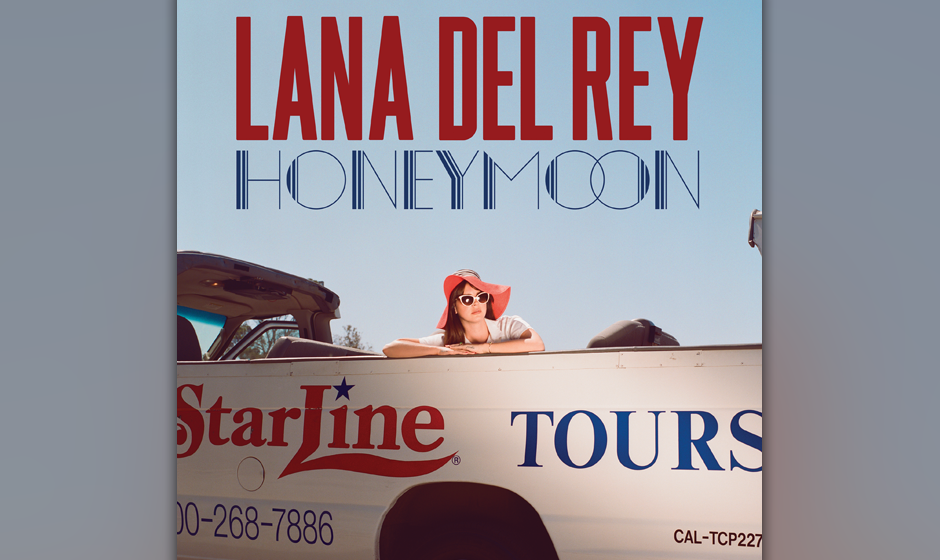 "15. Lana Del Rey: ""Honeymoon"""