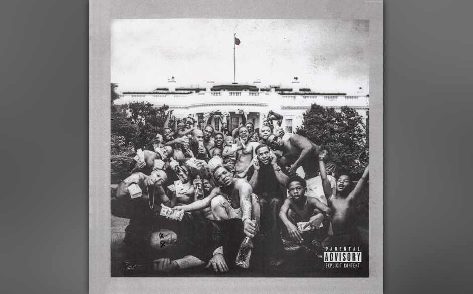 "2. Kendrick Lamar: ""To Pimp A Butterfly"""
