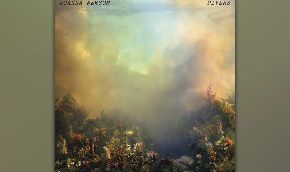 "3. Joanna Newsom ""Divers"""