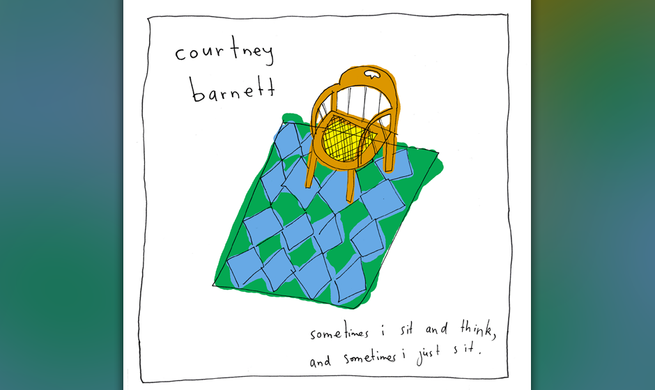 "4. Courtney Barnett:""Sometimes I Sit And Think…"""