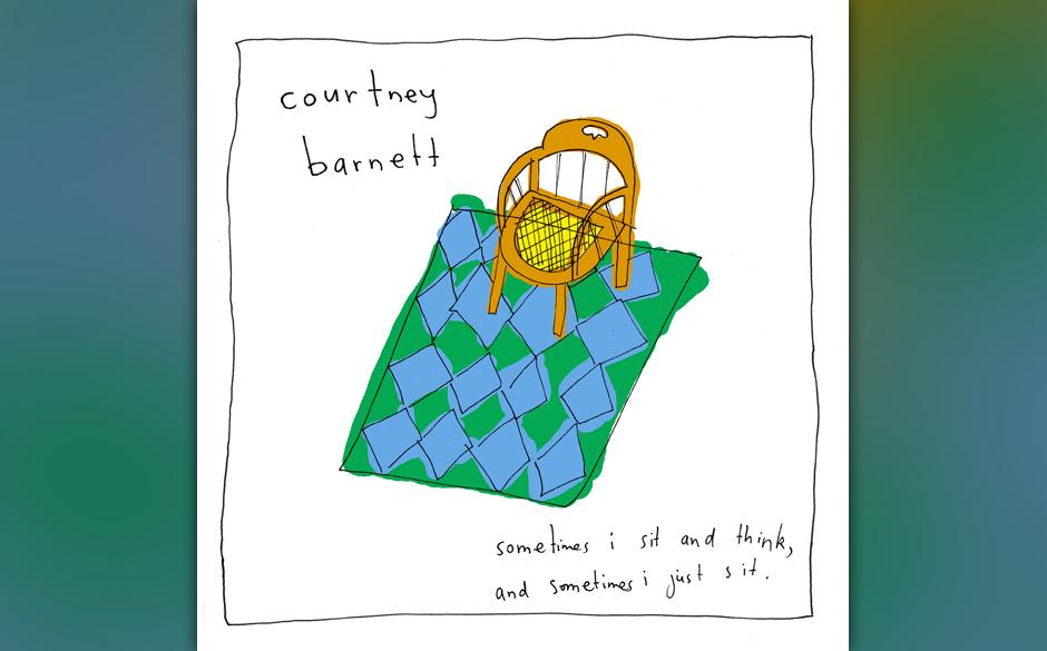 "4. Courtney Barnett:""Sometimes I Sit And Think…"""