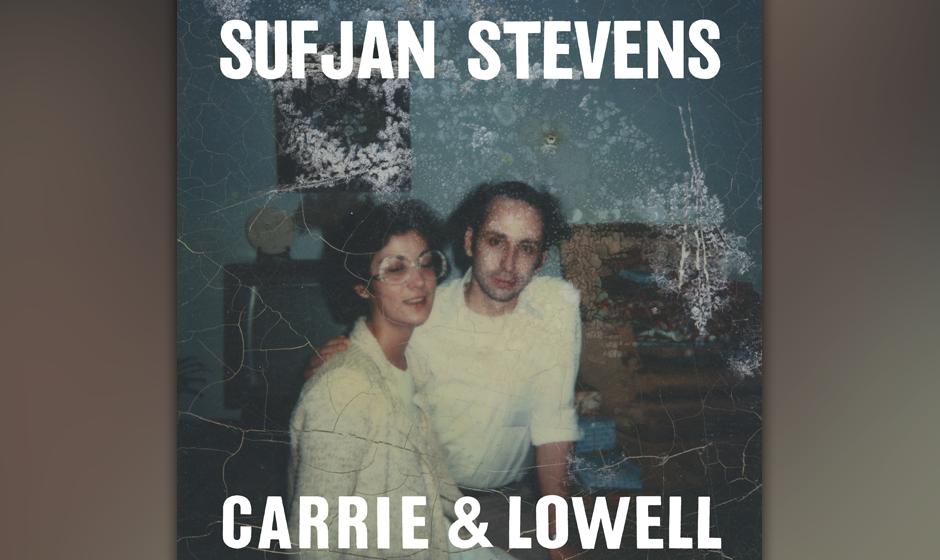 """7. Sufjan Stevens:  """"Carrie & Lowell"""""""