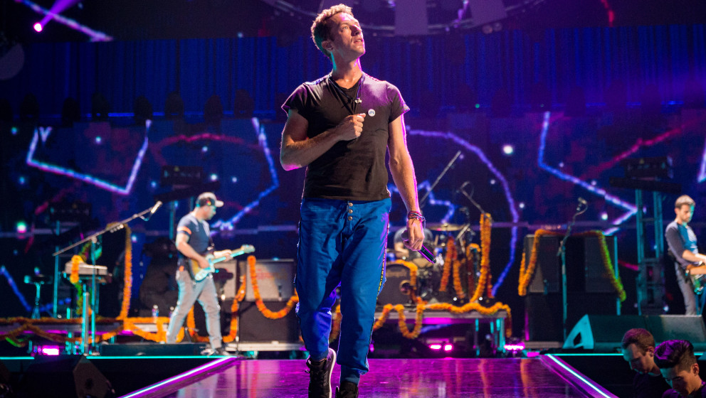 """Coldplay: Ghost Stories"": Sa 26.12., 21:30 - 22:25, ZDFkultur"