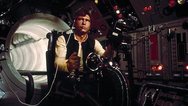 """Harrison Ford ist Han Solo, doch spätestens 2018 werden """"Star Wars""""-Fans zum Umdenken gezwungen."""