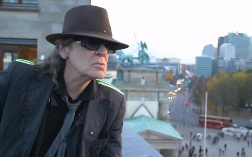 Udo Lindenberg ist häufiger in Berlin zu Gast