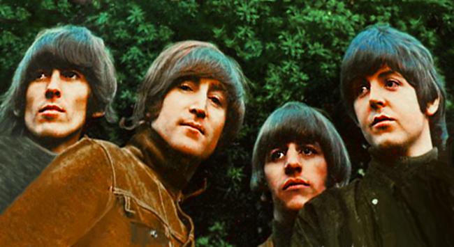 """Mit """"Rubber Soul"""", das seinen Anfang als Comedy-Album nahm, machten die Beatles ernst."""