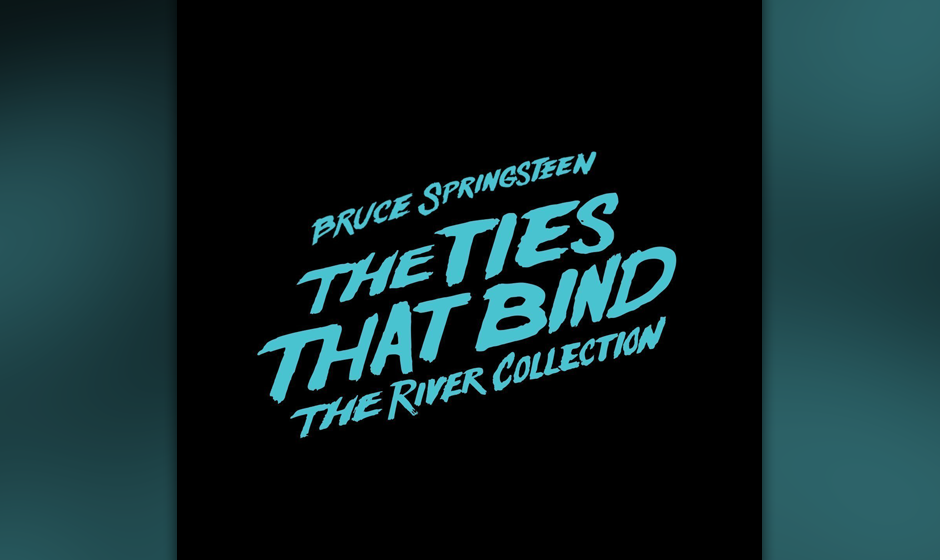 "Bruce Springsteen – ""The Ties That Bind The River: Collection"""
